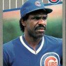 1989 Fleer 422 Andre Dawson