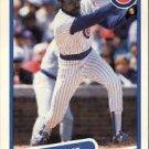 1990 Fleer 29 Andre Dawson