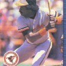1986 Donruss 88 Eddie Murray