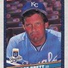 1986 Donruss 53 George Brett