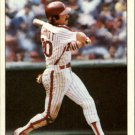 1984 Topps Stickers 117 Mike Schmidt