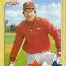 1987 Topps 597 Mike Schmidt AS