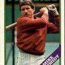 1988 Topps 600 Mike Schmidt