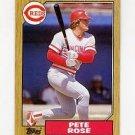 1987 Topps 200 Pete Rose