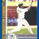 2003 Topps 705 Miguel Tejada AW