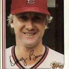 1982 Topps 262 Doug Bair