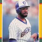 1986 Fleer Limited Edition 12 Cecil Cooper