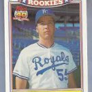 1991 Topps Rookies 2 Kevin Appier