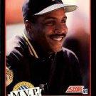 1991 Score 876 Barry Bonds MVP