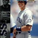 1997 Pinnacle Inside 8 Alex Rodriguez