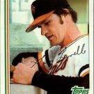 1982 Topps 209 Gary Lavelle