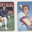 1984 Topps Stickers 314 Randy Bush (71)