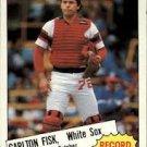 1985 Topps 1 Carlton Fisk RB