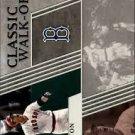 2012 Topps Classic Walk-Offs CW2 Carlton Fisk