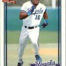 1991 Topps 600 Bo Jackson