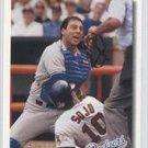 1992 Upper Deck 152 Mike Scioscia