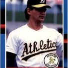 1988 Donruss 379 Mike Gallego