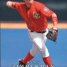 2008 Upper Deck First Edition 495 Ryan Zimmerman