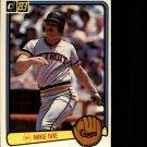 1983 Donruss 485 Mike Ivie