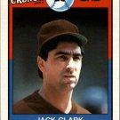 1989 Topps Cap'n Crunch 14 Jack Clark