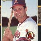 1987 Leaf #202 Bob Boone