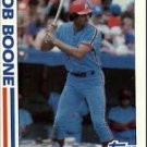 1982 Topps 616 Bob Boone IA