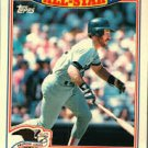 1990 Topps Glossy All-Stars 15 Wade Boggs