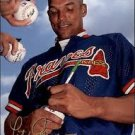 1993 Upper Deck 460 David Justice IN