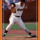 1988 Score 553 Craig Lefferts