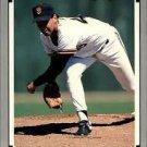 1991 Leaf 312 Bud Black
