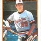 1988 Topps 98 Rene Gonzales RC