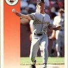 1992 Score 695 Steve Buechele