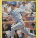 1991 Fleer 283 Steve Buechele