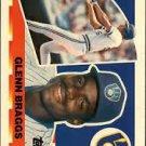 1990 Topps Big 10 Glenn Braggs