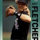 1992 Fleer 80 Scott Fletcher