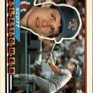 1989 Topps Big 205 Scott Fletcher