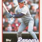 1989 Topps 295 Scott Fletcher