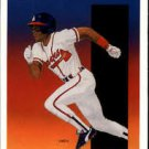 1991 Upper Deck 82 Ron Gant TC