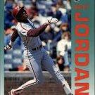 1992 Fleer 536 Ricky Jordan