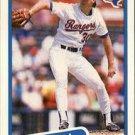 1990 Fleer 302 Mike Jeffcoat