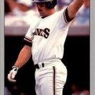 1992 Leaf 497 Chris James