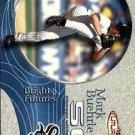 2001 Fleer Futures 194 Mark Buehrle BF