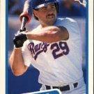1990 Fleer 301 Pete Incaviglia