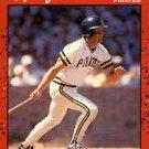 1990 Donruss 244 Andy Van Slyke