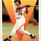 1992 Score 796 Kirby Puckett HL