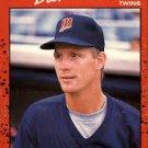 1990 Donruss 387 Dave West