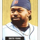 2005 Bowman Heritage 105 Dmitri Young
