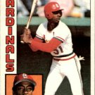 1984 Topps 310 Willie McGee