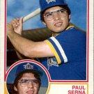 1983 Topps 492 Paul Serna