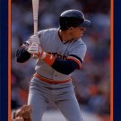 1990 Starline Long John Silver 24 Alan Trammell
